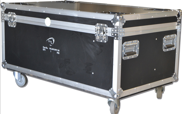 Flightcase para FOLLOWSPOT 15R